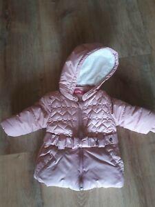 Baby Mädchen Jacke Winter S. Oliver Gr. 62