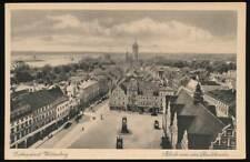 643720) AK Lutherstadt Wittenberg Blick von der Stadtkirche