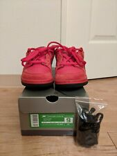 Nike Dunk Low Pro Sb True Red Reverse Vamp Pure Blood 2003 Authentic VNDS Size 9