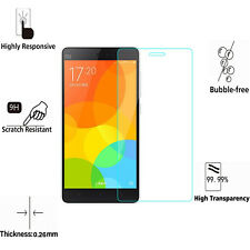 5 X 100% GENUINE TEMPERED GLASS SCREEN PROTECTOR For Xiaomi mi 4c New