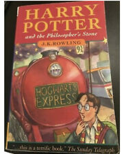 Harry Potter and the Philosopher's Stone - 1st CANADIAN Ed. 2nd Print WAND ERROR