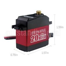 LD-20MG Digital Servo Metal Shell 20Kg.cm for Robot Mechanical Arm Claw