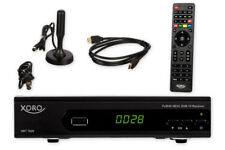 Xoro 7620 KIT DVBT/T2 Receiver HDTV, SCART, HAN 100 DVB-T2 Antenne HDMI Kabel