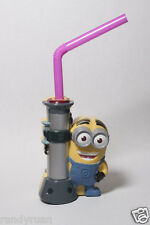 Despicable Me 2 Mcdonalds Happy Meal Latin America Dave 2 Minion Rocket Bazooka
