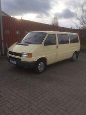 VW T4 Bus 9 Sitzer Taxi Schulbus