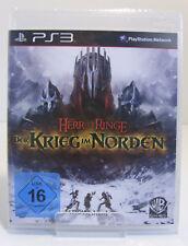 Herr der Ringe: Der Krieg im Norden Playstation 3 PS3 Neu & OVP factory sealed