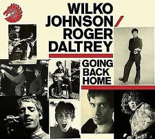 Wilko Johnson & Roger Daltrey Going Back Home CD CHESS Records CRCD2014
