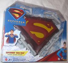 Superman Hero Gear, Cape, Chest Shield, Plastic Chain, Fits Age 3 - 7, Mattel