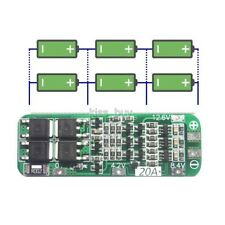 3S 20A Li-ion Lithium Battery 18650 Charger PCB BMS Protection Board 3.7v Cell