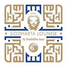 BUDDHA BAR PRESENTS/SIDDHARTA LOUNGE  CD NEUF