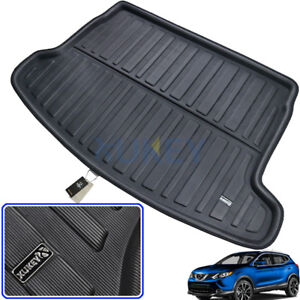 For Nissan Qashqai J11 2014-2020 Tailored Boot Liner Cargo Tray Trunk Floor Mat
