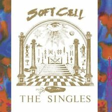 Soft Cell Singles-Greatest hits (1986) [CD]