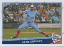 2017 Corpus Christi Hooks Kent Emanuel RC Rookie Houston Astros