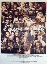 """""""L'ARGENT DE POCHE"""" Affiche originale (François TRUFFAUT)"""