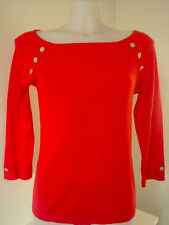 Pull rouge Morgan taille 36 TBE
