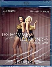 BLU-RAY - LES HOMMES PREFERENT  LES BLONDES - Marilyn Monroe