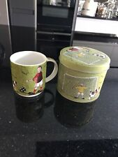 Tin Children's Storage Mug Football Nice Quality Toys Gift Alex Clark