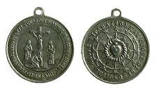 pci3716) MEDAGLIA - Leone XIII Pia Associazione della Guardia d'Onore .. S.Cuore