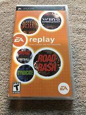 EA Replay (Sony PSP, 2006)