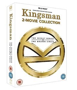Kingsman - 2-movie Collection [Blu-ray]