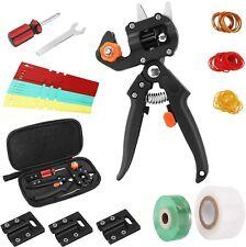 Nuovoware Garden Grafting Tool Pruner Kit Plant Branch Twig Shear Scissor Tapes