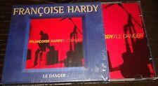 FRANCOISE HARDY LE DANGER TRES RARE CD DANS ETUI