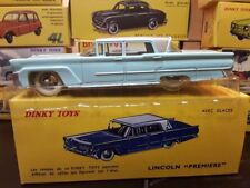 Dinky Toys Lincoln Premiere 532 Metal in scatola [t47]