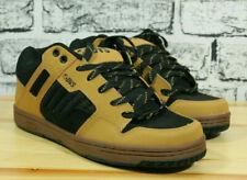 Dvs Mens Shoes Enduro 125 Skate Board Nubuck Leather Gold Size 8