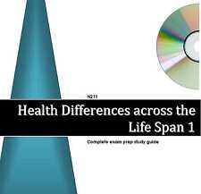 211 592 Health Differences LIFE SPAN 1 Exam Study Guide/Audio Excelsior Nursing