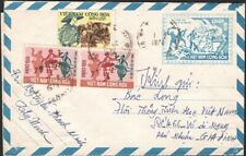 VIETNAM, 1974. Military Letter Sheet I 2, Gia Dinh
