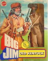 BIG JIM ☆ OLD KENTUCK ☆ '76 # 9497 - PRODUZIONE EUROPA - ► NEW ◄ REPROBOX v.5