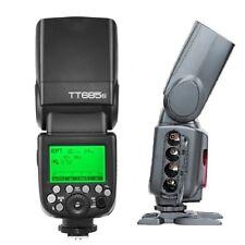 Godox TT685 2.4G HSS I-TTL Auto Speedlite Speedflash High Sync GN60 For Nikon