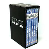 NEW The History Channel Ultimate Collections World War II 2, 5 DVD - Sealed