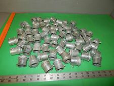 """Lot of 65 1"""" inch O-Z/Gedney Straight Set Screw Connector"""