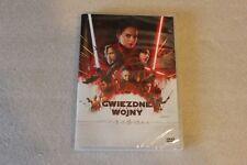Gwiezdne Wojny: Ostatni Jedi DVD - STAR WARS - POLISH RELEASE POLSKA EDYCJA