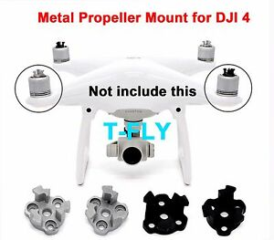 Metal Propeller Bracket Mount Holder Adapter Motor Connector for DJI Phantom 4
