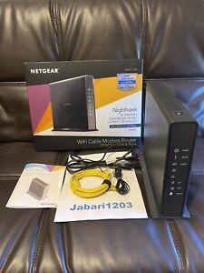 Netgear C7100V-1AZNAS Nighthawk AC1900 WiFi Cable Modem Router for XFINITY