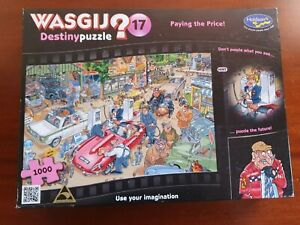 Wasgij No 17 Paying the Price! 1,000 piece puzzle