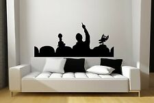 MST3K Mystery Science Theater 3000 Life-Size Wall Art Decal Mural Sticker-TV
