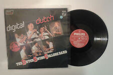 "The Dutch Swing College Band ""Digital Dutch"" LP PHILIPS 6423 545 Holl 82 VG+/VG"