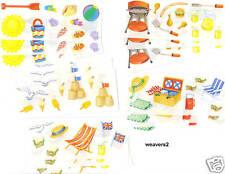 Creative Memories Outdoor/Beach/BBQ Sticker Pack NLA
