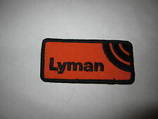 Vintage Lyman Patch