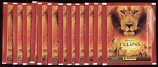 12 pochettes PANINI...FELINS  Disney nature