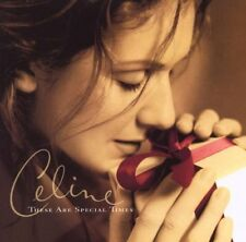 CD*CELINE DION**THESE ARE SPECIAL TIMES***NEU&OVP!!!