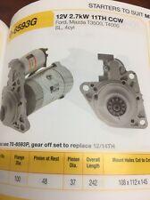 Starter Motor Fit Mazda Ford T3500,T4000,T4600