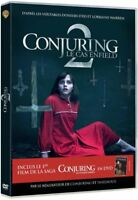 DVD *** CONJURING 2 : Le cas Enfield ***  Inclus Conjuring 1 (neuf sous blister)
