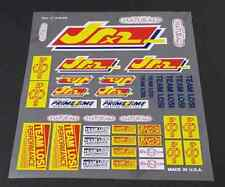 Vintage Team Losi JRx2 Reproduction Decal Sheet 1:10