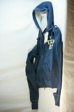 Abercrombie & Fitch Women's Size Large Zip Up Hoodie 1892 Fitch NY