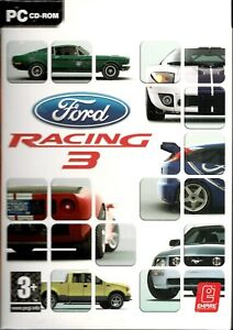 Ford Racing 3 Pc New Boxed XP Race 1928 Model T to Concept Cars 55 Ford Autos