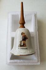 """Nos New Mi Mj Hummel Bells Collection Vintage """"Not For You"""" Bell"""